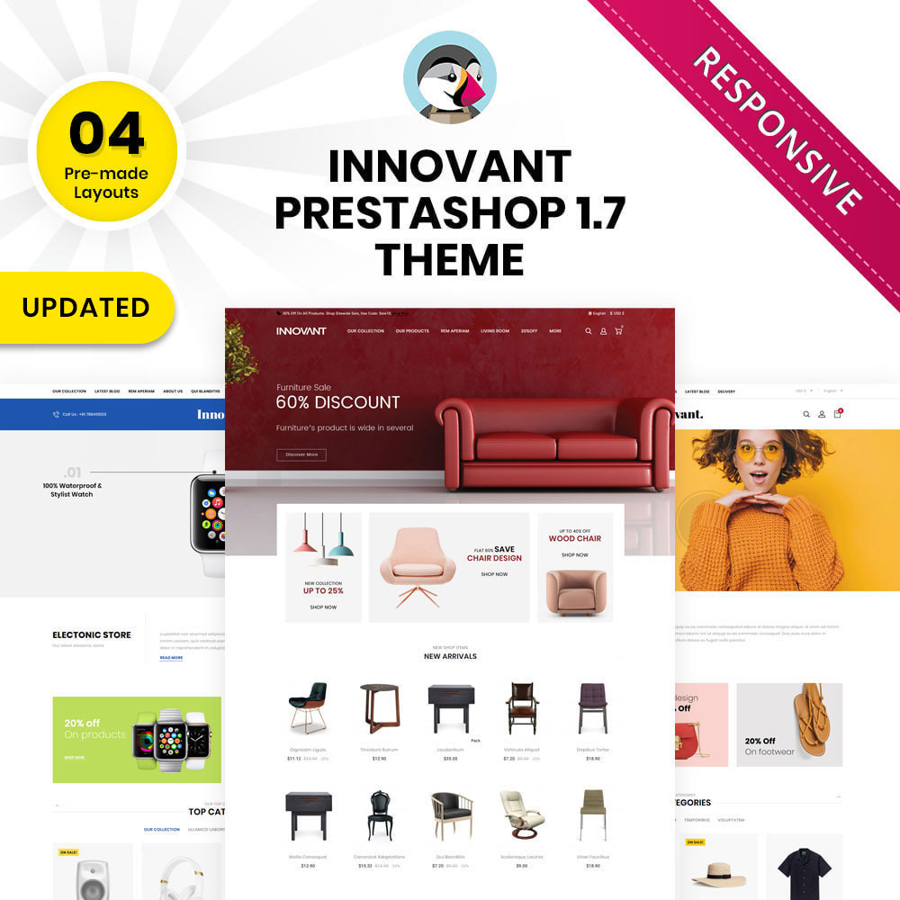 Save on 15% OFF on Top rated Funriture Template